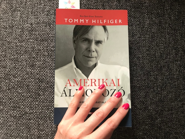 Tommy Hilfiger – Amerikaiálmodozó