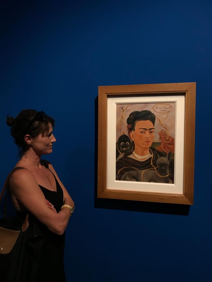 Frida Khalo kiállítás