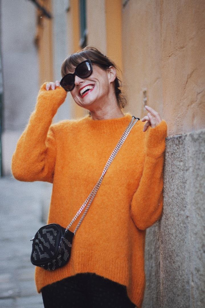 Az én stílusom – A narancspulcsi